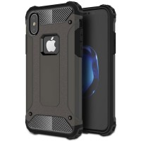 iPhone X / Xs / Xs Max Armor Casing Tough Shockproof Case Cover (Premium Quality)